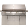 """56"""" Standard All Grill with Cart - LP"""
