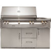 """56"""" Standard Grill Built-In Grill with Side Burner - NG"""