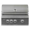 "30"" Grill Built-in; LED Lights; LP w/ Infinity Burners & Ceramics"