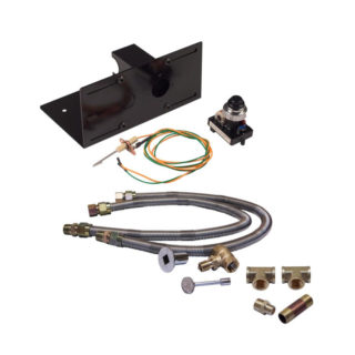Warming Trends Push Button Ignition Kits