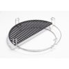 Big Joe® - Half Moon Cast Iron Grate